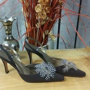 Costa Blanca Georgeos heels